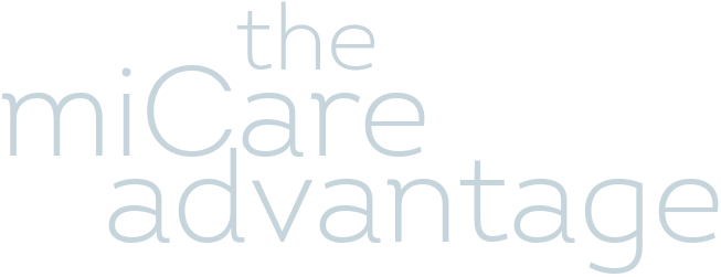 the miCare advantage
